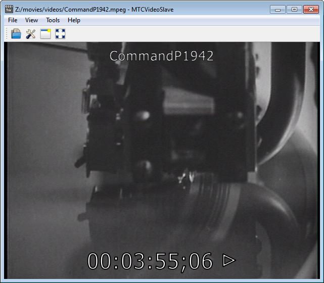 MTCVideoSlave - mtcvideoslave at